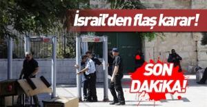 İsrail#039;den flaş metal dedektör...