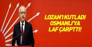 Kemal Kılıçdaroğlu'ndan Lozan tweet'i