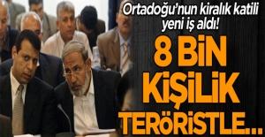 Ortadoğu'nun kiralık katili yeni iş aldı! 8 bin kişilik teröristle…