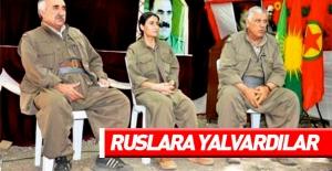PKK Rusya'dan yardım istedi!