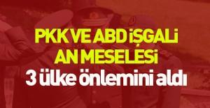 ABD ve PKK#039;nın işgali an meselesi...