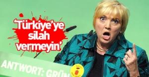 Alman vekil: Türkiye'ye ekonomik baskı artırılmalı