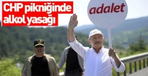 CHP'nin Adalet Kurultayı'nda alkol yasağı