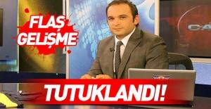FB TV eski müdürü ByLock'tan tutuklandı