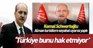 Kurtulmuş#039;tan Kılıçdaroğlu#039;nun...