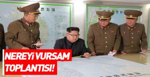 Kuzey Kore, ABD üssünü vurmaya hazırlanıyor