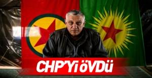 Terör örgütü PKK CHP'yi övdü