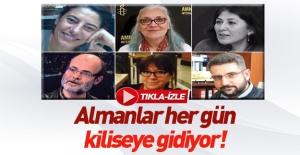 Türkiye'de terör suçundan tutuklu Alman için Berlin'de ayin