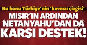 Türkiye#039;nin kırmızı çizgisi!...
