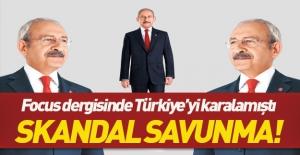 'Türkiye'ye gelmeyin' sözüne skandal savunma!