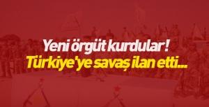 Yeni örgüt kurdular! Türkiye#039;ye...