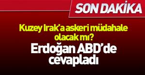 Erdoğan'dan 'askeri müdahale' sorusuna cevap