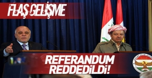 Irak Parlamentosu, Barzani aleyhinde...