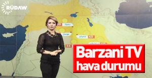 Rudaw Türk topraklarını Kürdistan olarak gösteriyor