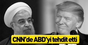 Ruhan ABD'yi tehdit etti!