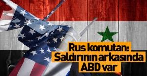 Rus Orgeneral: Saldırının arkasında ABD var