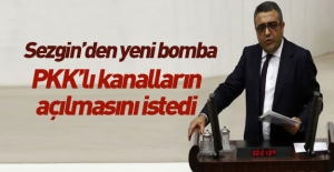 Sezgin Tanrıkulu'ndan PKK medyasına büyük destek!