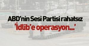Türkiye'nin askeri operasyonunu istemiyorlar!