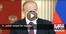 Putin'den Trump'ın Rusya'da seks kaseti iddialarına yanıt