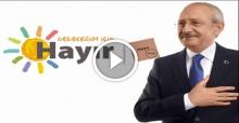 CHP'nin laikliği ayaklar altına alan kampanya müziği