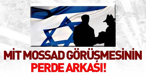 Abdülkadir Selvi MİT-MOSSAD zirvesinin perde arkasını açıkladı!