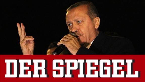 Alman dergisinden Erdoğan'a 10 sayfalık eleştiri