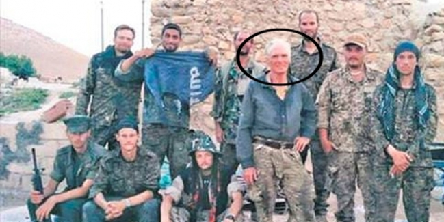 Almanya'dan PKK/PYD itirafı geldi