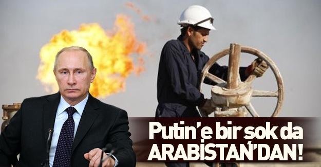 Arabistan'dan Putin'i üzecek açıklama!