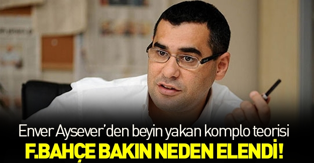Aysever, Fenerbahçe'nin yenilgisini teröre bağladı