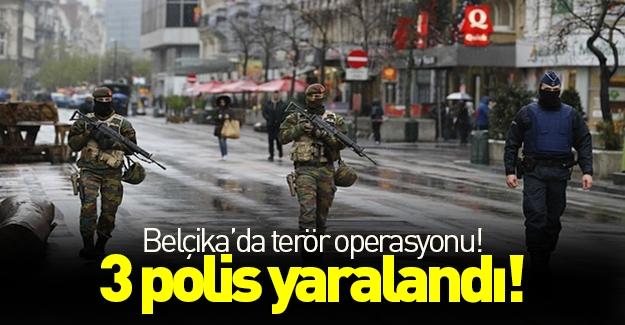 Brüksel'de IŞİD'le silahlı çatışma!