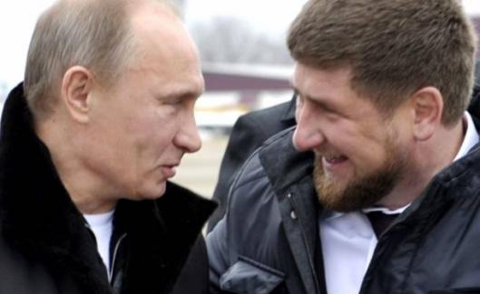 Çeçen lider Kadirov'dan Putin itirafı!