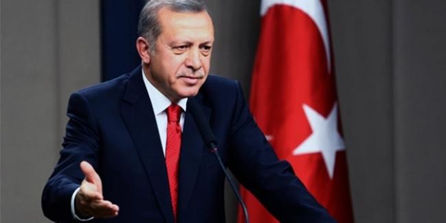 Cumhurbaşkanı Erdoğan: Ya baş eğeceksiniz ya da baş verecekseniz