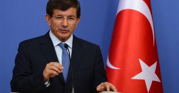 Davutoğlu: Rusya, rejim, PKK ve YPG el ele!