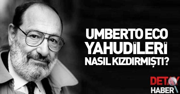 Dünyaca ünlü yazar Umberto Eco öldü