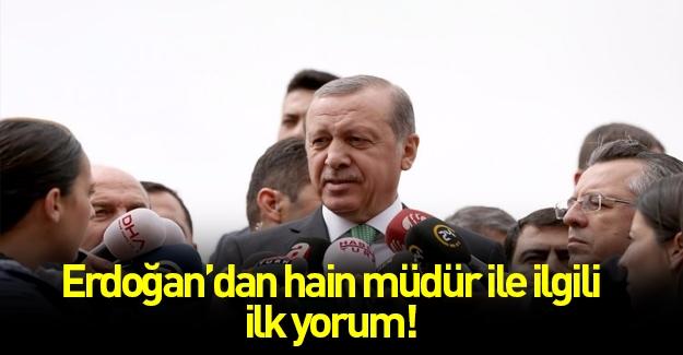 Erdoğan'dan MKE açıklaması!