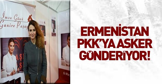 Ermenistan PKK'ya asker gönderiyor