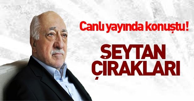 Fethullah Gülen canlı yayında konuştu!
