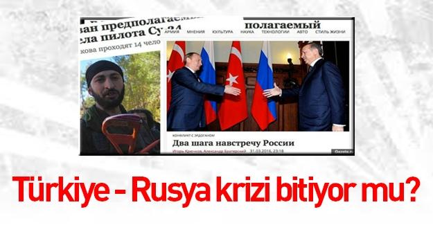 Kritik gözaltı! Türkiye Rusya ilişkileri düzeliyor mu?