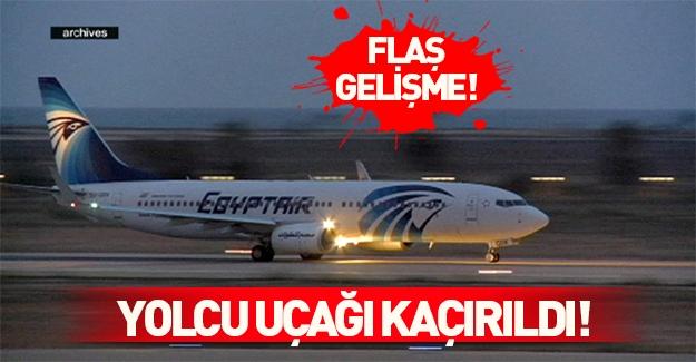Mısır Havayolları uçağı kaçırıldı yolculara ne oldu?