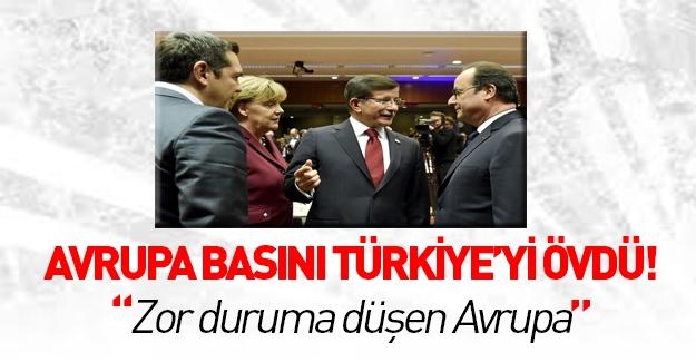 New York Times: Türkiye AB liderlerini şaşırttı