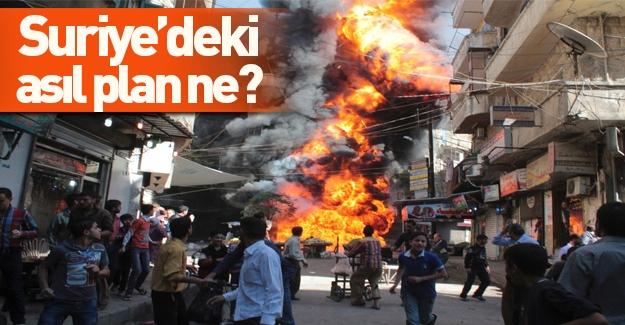 Olay açıklama: Suriye bakın neden boşaltılıyor!