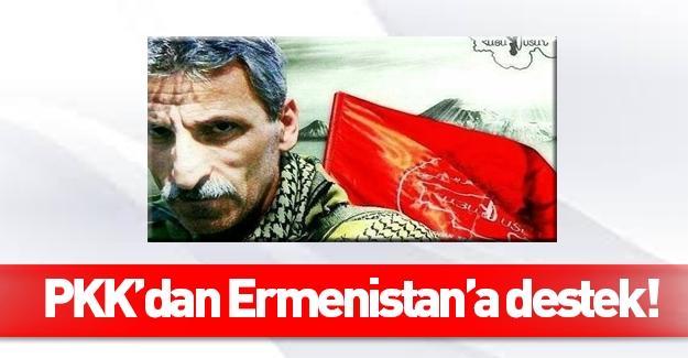 PKK'dan Ermenistan'a takviye kuvvet!