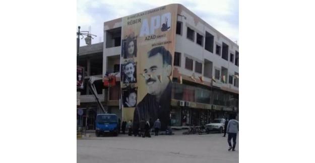 PKK neyse PYD o, işte kanıtı: Canlı bomba posterleri
