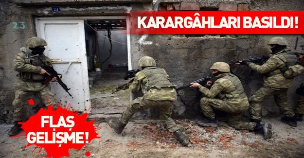 PKK'nın karargahı basıldı!