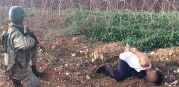 PKK'ya silah götürürken yakalandılar