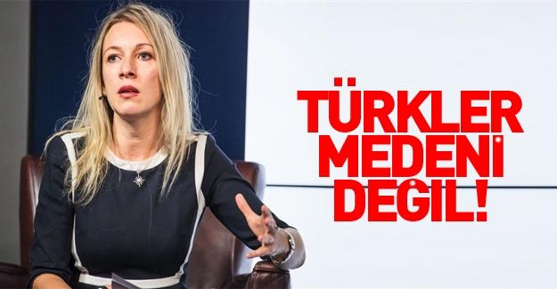 Rus sözcüden Türkiye'ye karşı haddini aşan ithamlar