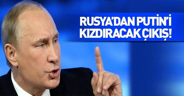 Rusya'dan Putin'i çıldırtacak Türkiye açıklaması