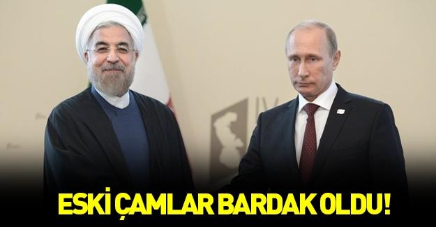Rusya ve İran arasında büyük kriz!