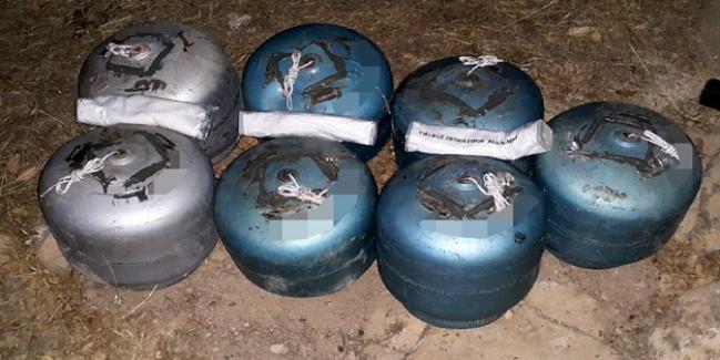 Şırnak'ta bir evde 2 ton patlayıcı bulundu