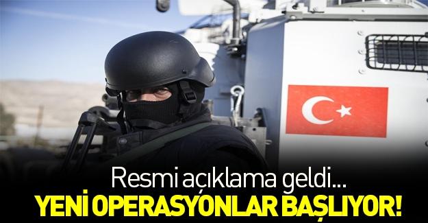 Şırnak ve Hakkari'ye yeni operasyon Efkan Ala açıkladı
